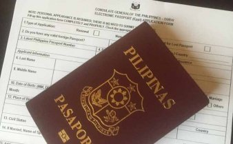 How to replace lost Philippine passport in UAE