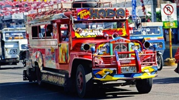 Deal signed to take Philippine jeepneys off roads