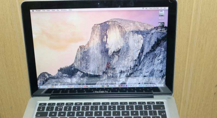 Clearance: Used Apple Laptops  –  AED 1,150