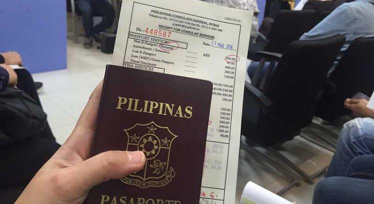 Filipinos in UAE to get 10-year passports starting January