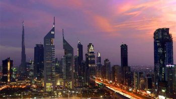 More than 1,000 millionaires chose to move to Dubai