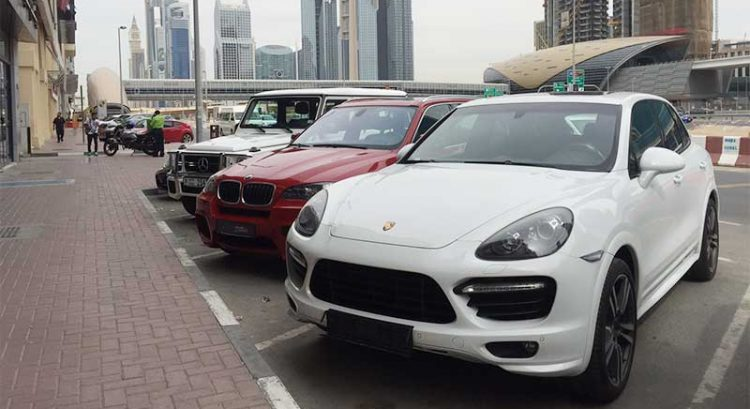 e-cards for Dubai parking rolled out