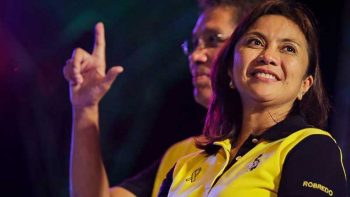 Leni Robredo maintains lead in VP race