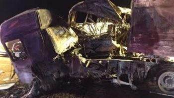 Saudi highway crash kills 15