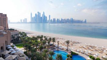Fairmont The Palm July special promotions