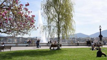 Geneva gets ready to welcome families ahead of summer holidays