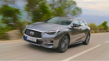 Middle East gears up for regional debut of Infiniti Q30