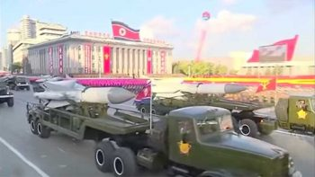 North Korea fires missile anew over northern Japan