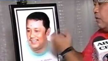 Family of dead OFW grieves over wrong corpse