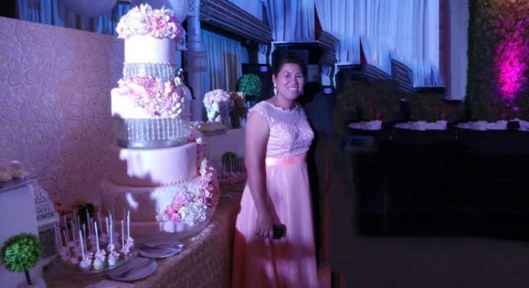 Happy birthday madam Claudia