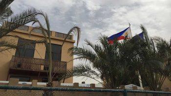 Filipinos in Dubai to undergo thermal screening at consulate