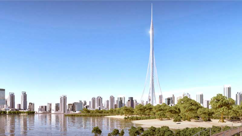 TheTower Official Job For Dubai on for guyanese, civil engineering, quantity surveyor, computer science,