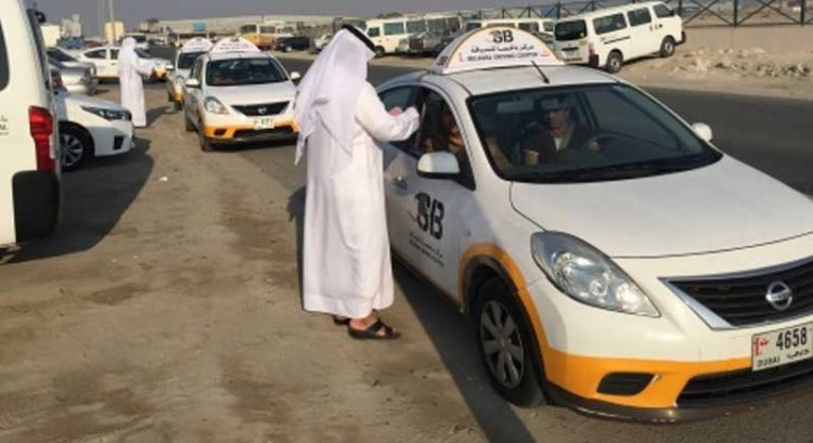 Dubai yard driving tests get fully automated