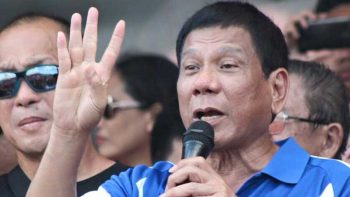 Duterte offers P5.5m bounty for Cebu drug lords