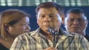 5 million pesos for dead drug lord: Duterte