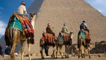 Egypt pyramids target of terrorist threat