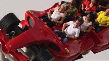 Free entry to Ferrari World during Ramadan