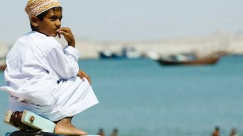 Oman's population exceeds 4.44 million