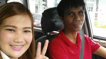 Untold story of 'hero' taxi driver who returned P14,000 left in his car
