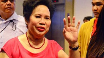 Miriam Defensor-Santiago 'in stable condition'