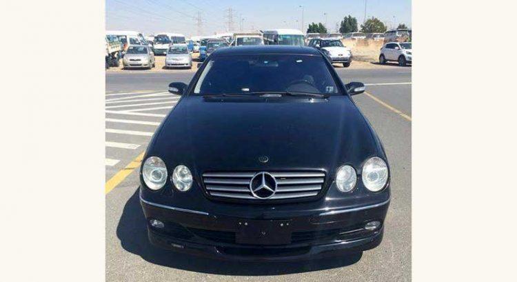 Mercedes CL 500 Brabus V8 400 BHP