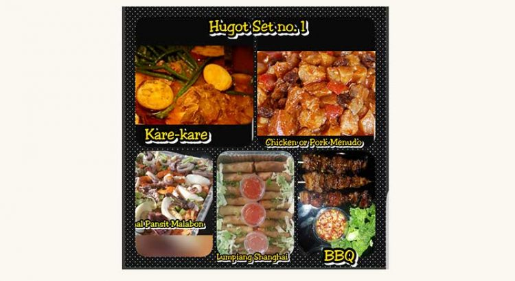 Catering Services for Kabayan starting from Dh45