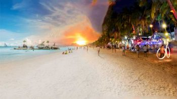 Three Philippine islands top 'World's Best' list