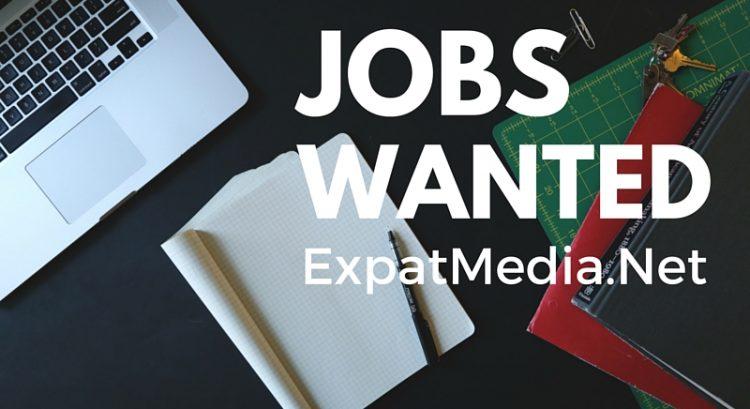 Jordanian seeks job