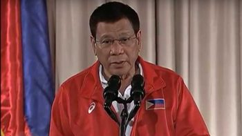 Duterte laments poor sports development, to hike Olympic athletes' allowances