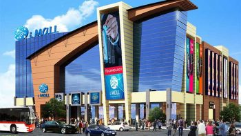 New mall opens in Sharjah