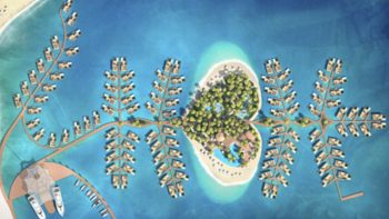 Heart-shaped island off Dubai: Middle East's upcoming honeymoon destination?