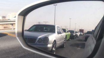 20 UAE traffic offences that will earn you fines and black points
