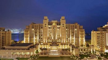 August special promotions at Fairmont The Palm