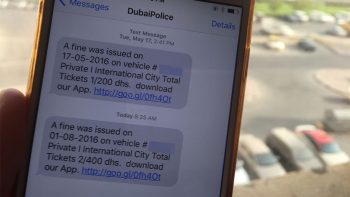 Want to get 100% discount on Dubai traffic fine? Do this
