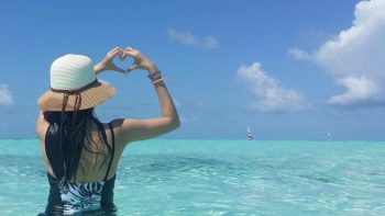 Dubai expat's Maldives holiday