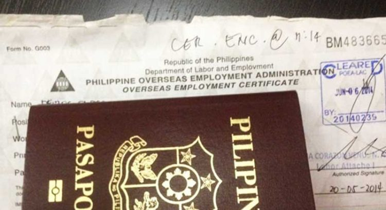 OEC exemption for Filipinos: all you need to know