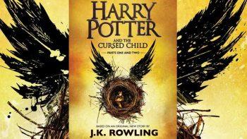 'Cursed Child' tops online book sales
