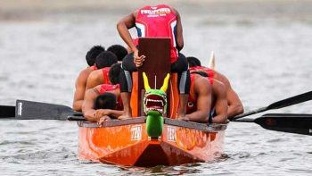 Philippine team bags three gold medals in Moscow dragon boat race