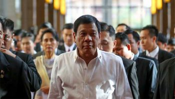 Duterte wants to be friends with Trump and Putin