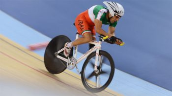 Iranian cyclist's death mars Rio Paralympics finale
