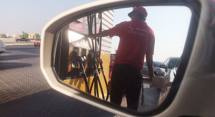 UAE fuel prices in October a few fils costlier, diesel up 4.5%