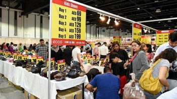 75% discount in Dubai end-of-season sale