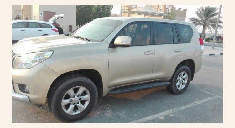 Toyota Prado 2011 TXL