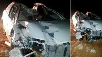 Crash with stray camel kills Saudi Arabia motorist