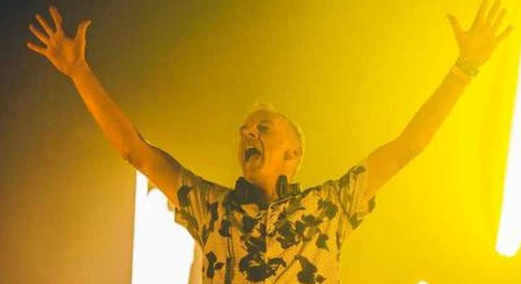 DJ Fatboy Slim to headline DXBeach