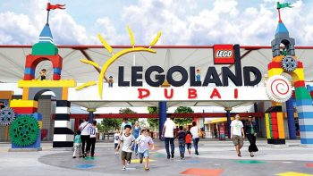 First Legoland Hotel in Middle East to open in Dubai