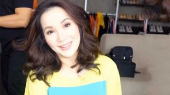 Did Kris Aquino just throw shade at Marcos clandestine burial?