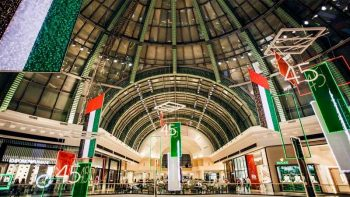 Shopping destinations on UAE National Day