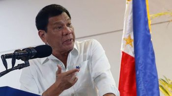 Word war between Duterte, Communist Party leader turns ugly