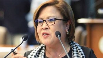 Philippine House Speaker threatens to have Leila de Lima arrested